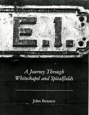 E1: A Journey Through Whitechapel and Spitalfields-ExLibrary