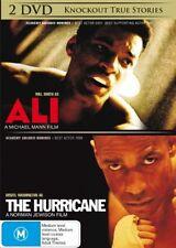 The Ali  / Hurricane (DVD, 2007, 2-Disc Set)