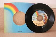 """Night Ranger Goodbye/seven wishes MCA 7"""" vinyl MCA-52729"""