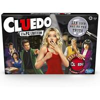 Hasbro Cluedo Board Game - Liars Edition, Murder Mystery - 2-6 Players & Age 8+