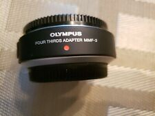 [MINT] Olympus MMF-3 Four Thirds Adapter for Four Thirds Lenses From JAPAN