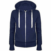 Men Zipper Leisure Drawstring Hooded Hoodie Sweatshirt Coat Jacket with Pockets
