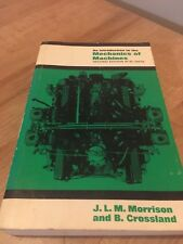 An Introduction To The Mechanics Of Machines Paperback Book