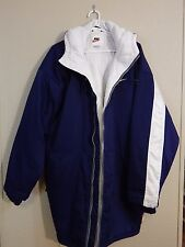 Nike Mens Hooded Ski/Snowboard/Winter Jacket Coat Size Large Excellent Condition