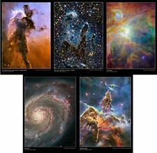 Hubble Space Telescope Posters - Set of Five A3 (HB2)