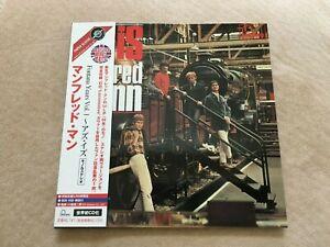 MANFRED MANN-As Is-66/2003 CD Mini LP Japan