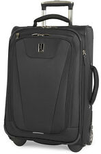 Travelpro Luggage Maxlite 4 International Carry On Rollaboard Suitcase - Black