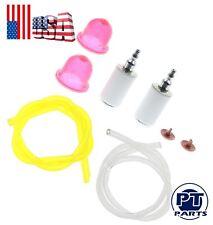 Primer Bulb Fuel Filter Line for Weed Eater SST25C FX26S FX265 Featherlite SST25