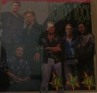 MONDO ROCK-Boom Baby Boom-Vinyl LP-Brand New/Still Sealed