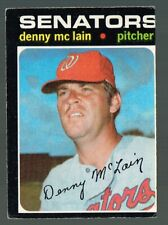 1971 O-PEE-CHEE OPC #750 Denny Mclain SP. Super tough card.