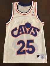 Rare Vintage Champion NBA Cleveland Cavaliers  Mark Price Basketball Jersey