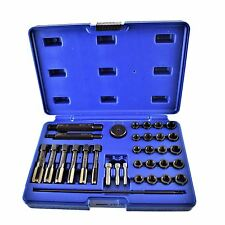 Filetage métrique Bougie Kit réparation culasse 20mm 22mm 12mm 33pc Bergen