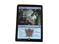Palace Siege FOIL Fate Reforged LP Black Rare MAGIC GATHERING CARD