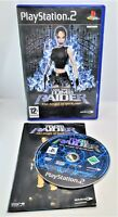 Tomb Raider: The Angel of Darkness Game for Sony PlayStation 2 PS2 PAL TESTED