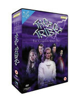 THE TRIBE COMPLETE SEASON 2 DVD Second 2nd Series Two Original UK Release New R2