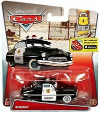 Disney/Pixar Cars, 2016 Sheriff's Impound Lot, Sheriff Die-Cast Vehicle - New