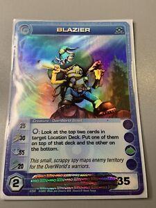 Chaotic Blazier Super Rare NM