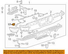 GM OEM Front Bumper-Park Sensor 84153946
