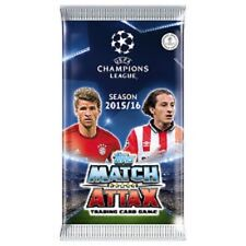 Match attax champions league 15/16 (10 Karten aussuchen)