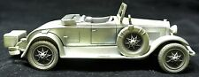 LINCOLN 1927 SPORTSTER Crafted in Pewter - DANBURY MINT - Original box-BEAUTIFUL