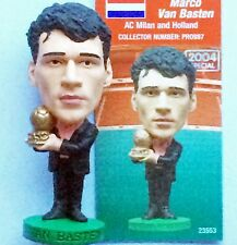 VAN BASTEN Ballon D'Or Corinthian Prostars Figure Loose/Card PRO987