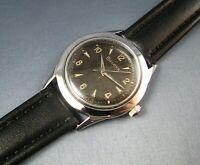 Vintage Bulova PHANTOM Stainless Steel Mens Watch 17J 11ACC 1955 Rare Model