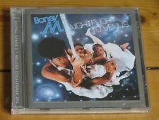 NEW/SEALED BONEY M: Nightflight to Venus (expanded CD with bonus hits)