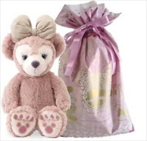 Shellie May Plush S size with official wrapping bag [Tokyo Disney Sea Limited]