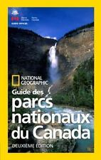 National Geographic Guide des Parcs Nationaux du Canada by National...