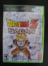 Dragon Ball Z: Sagas (Microsoft Xbox, 2005)