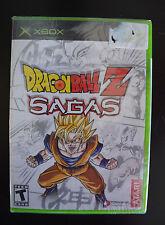 Dragon Ball Z: Sagas (Microsoft Xbox, 2005)
