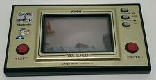 Vintage 1981 Nintendo Popeye Game Watch PP-23 JAPAN Excellent WORKING Condition