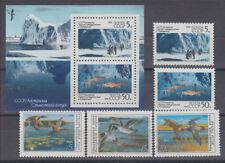 Birds Miniature Sheet European Stamps