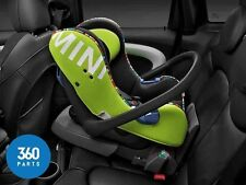 Nuevo Genuino Mini bebé niño seguridad Isofix Coche Asiento Grupo 0+ Verde 82222348232