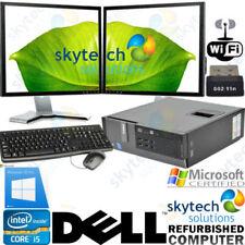 PC de bureau Intel Core 2 professionnels 4 Go