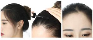 Liquid Gel For Styling & Finish Donut Hair twist Bun Ponytail Maker Women Girl