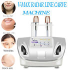 Ultrasound Vmax HIFU Facial Skin Lifting Removal Wrinkle Anti aging Machine
