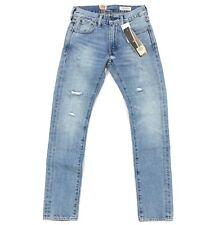 Levi's Women's 505 C Slim Straight Jeans Size ALL SIZES Japanese Selvedge Denim