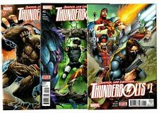 Thunderbolts #1-6 (2016) Marvel VF/NM to NM