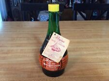 "Vintage 1950's, Unopened Bottle of ""Regina Ruby Red Wine Vinegar"", NOS"