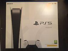 Sony Playstation PS5 con disco Edición Nuevo recoger en Glasgow o Post