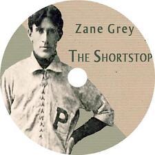 The Shortstop, Zane Grey Baseball Action Adventure Audiobook on 1 MP3 CD
