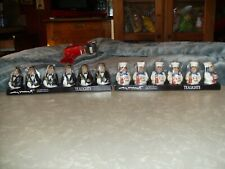 2002 Guy Buffet Set Of 6 Collectible Tealight Candle 1 Of Chefs & 1 Of Waiters