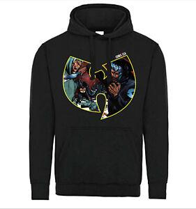 Gza Liquid Swords Wu-Tang Clan Hip Hop Hoody Black
