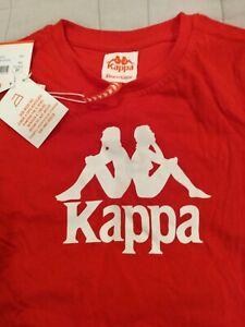 Kappa Kids Red T-shirt