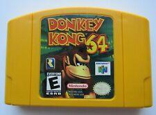 *GOOD* Donkey Kong Nintendo 64 N64 DK64 Retro Kids Video Game Super Fun Rare DK