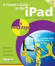 """""""AS NEW"""" A Parent's Guide to the iPad In Easy Steps - Covers iOS 6 for iPad"""