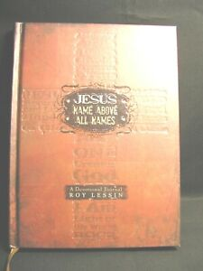 JESUS  Name above All Names..A Devotional Journal