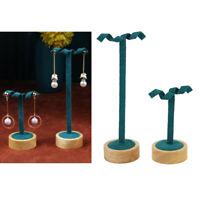 Ohrringe Halskette Anhänger Display Stand Rack Zubehörhalter Style02