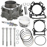 Cylinder Piston Gasket Top End Rebuild Kit for Yamaha Grizzly 660 2002-2008